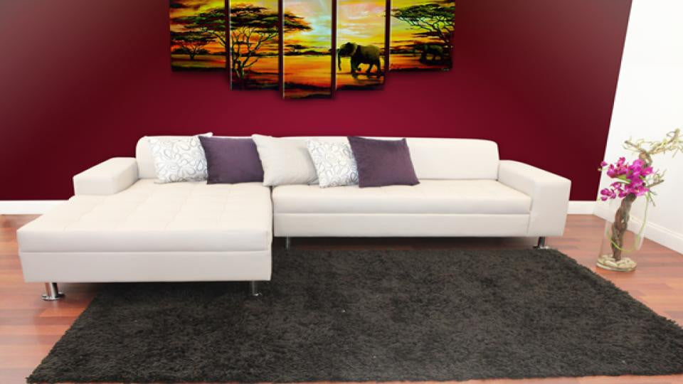 Enzo, Sectional Sofa - 360 Decor Furniture Miami FL