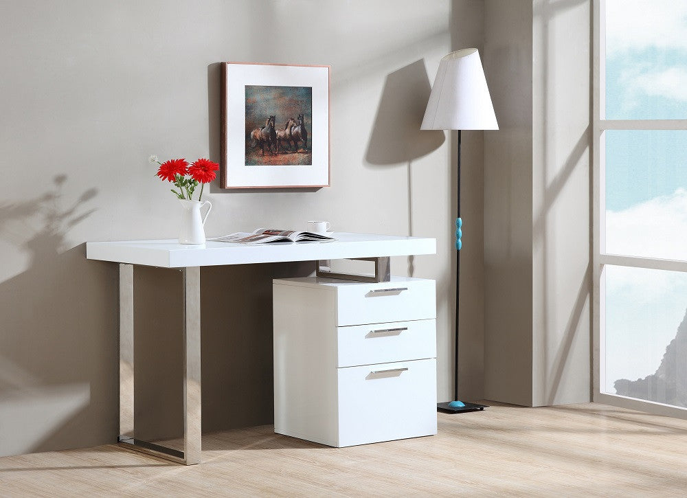 Vienna Modern Office Desk - 360 Decor Furniture Miami FL