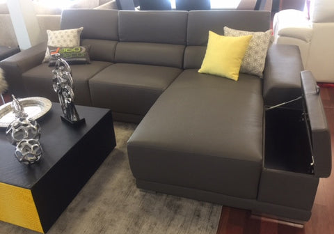 VINCENT, Sectional Sofa - 360 Decor Furniture Miami FL