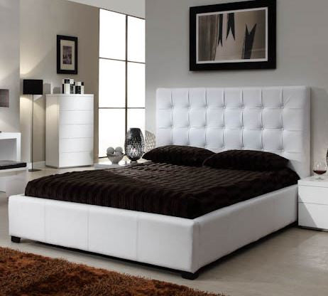 Athens Bed - 360 Decor Furniture Miami FL