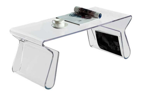 MAGAZINE Coffee Table - 360 Decor Furniture Miami FL