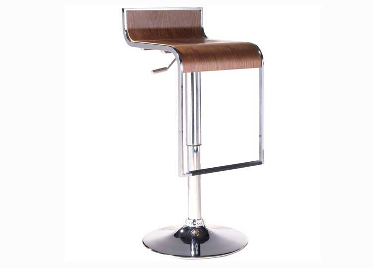 LEM WOOD Bar Stool - 360 Decor Furniture Miami FL