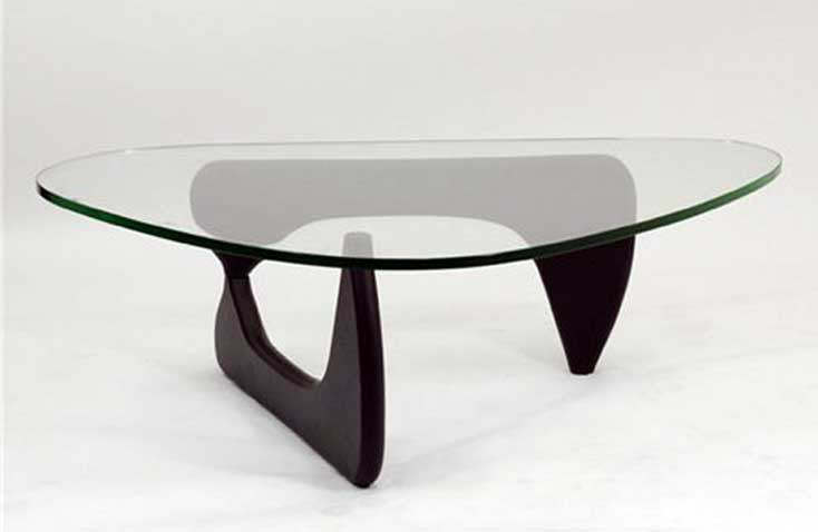 Noguchi Inspired Coffee Table - 360 Decor Furniture Miami FL