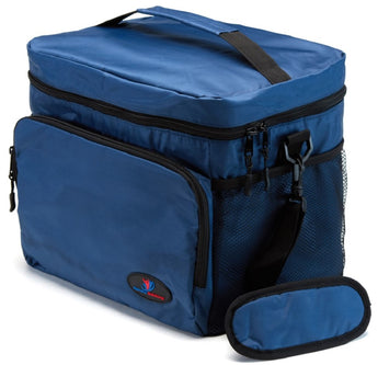 [Box of 26] Extra Large Insulated Cooler Lunch Bag - Pack N Go Bags - Ramaka Solutions