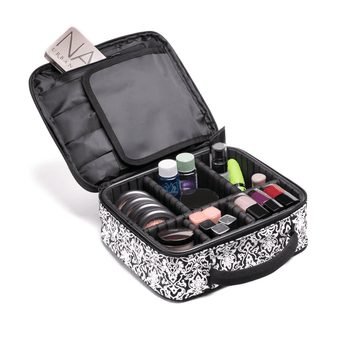 Cosmetic Travel Bag - Pack N Go Bags - Ramaka Solutions