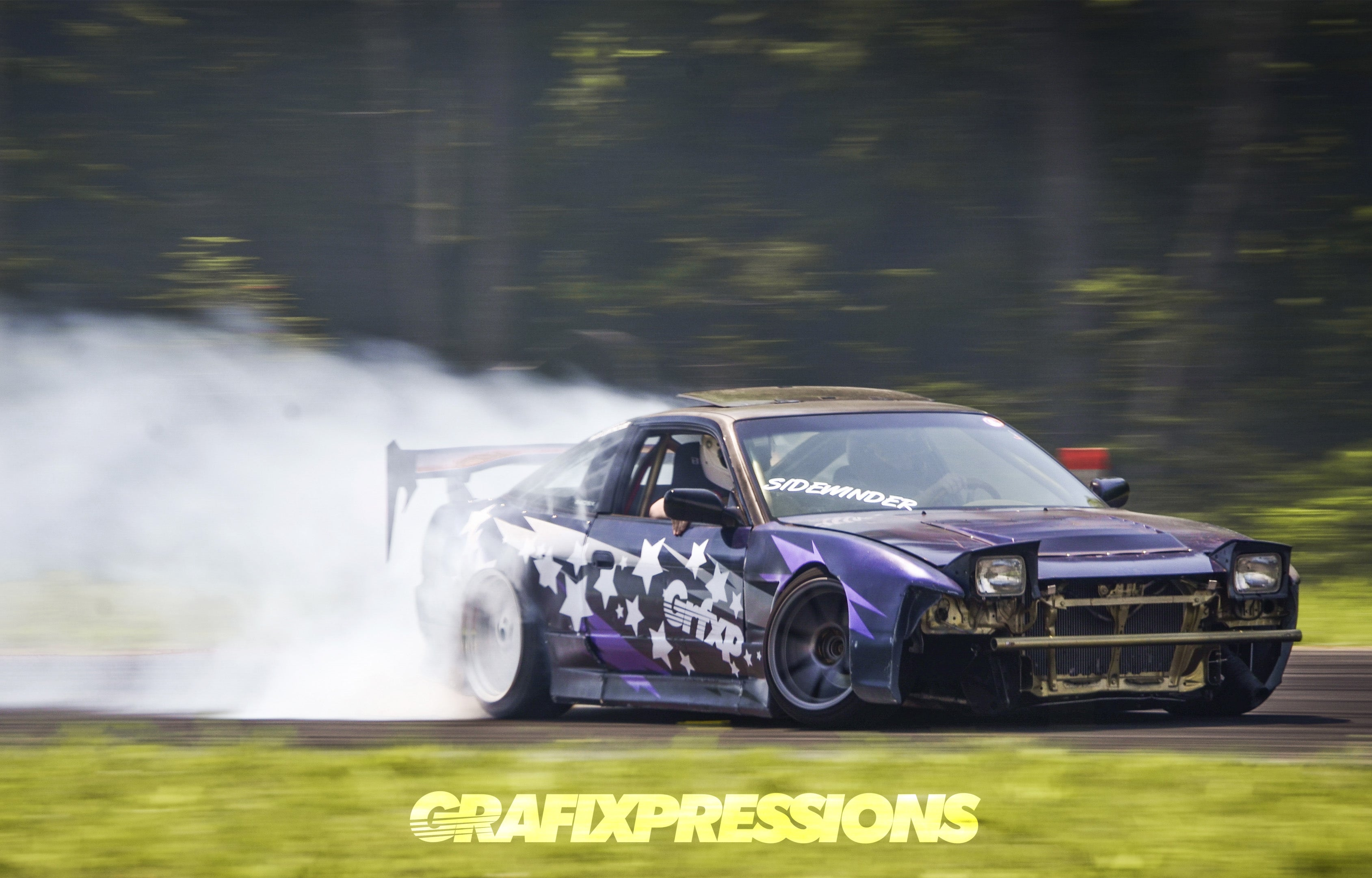 bobby beck nissan 240 180 silvia drift car livery stars grfxp grafixpressions lock city drift