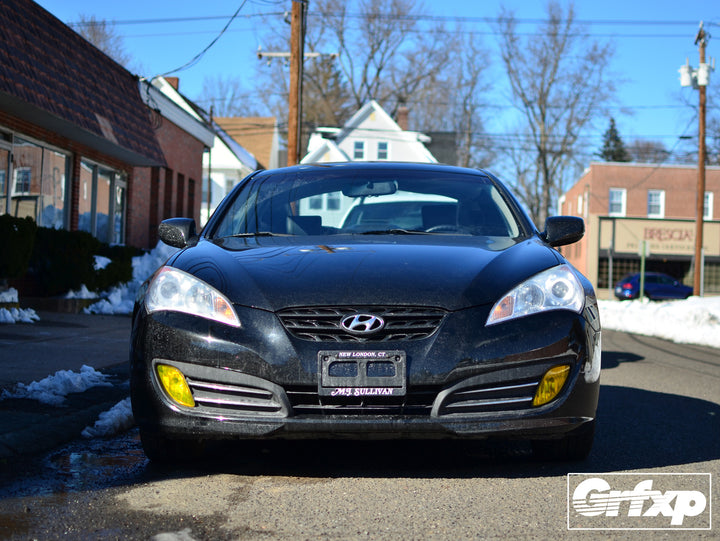 ... Fog Light Overlays For Hyundai Genesis Coupe (2010   2012)