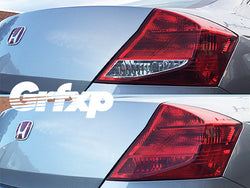 Taillight Overlays for 8thGen Honda Accord Coupe (2012 only)