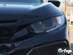 Headlight Overlays for 10thGen Honda Civic Hatchback (2017+)