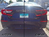 Taillight Overlays for 10thGen Honda Accord Sedan (2018+)