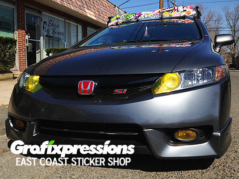 DRL Overlays for 8thGen Honda Sedan (2006 – 2011)