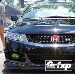 Fog Light Overlays for Honda Civic Coupe & Sedan (2006-2011)