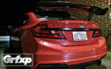 Taillight Overlays for 9thGen Civic Sedan (2013 - 2015)