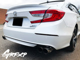 Rear Reflector Overlays for 10thGen Honda Accord Sedan (2018+)