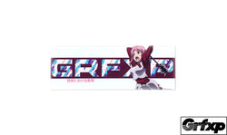 *LIMITED EDITION* GRFXP x SAO Lisbeth