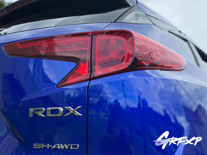 Taillight Overlays for 3rdGen Acura RDX (2018+)