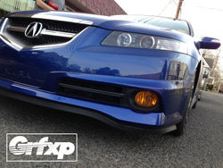 Fog Light Overlays for Acura TL Type-S (2007 - 2008)