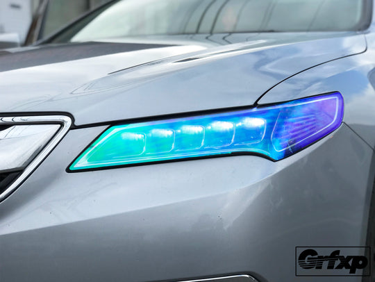 Headlight Overlays for Acura TLX (2015 – 2017)