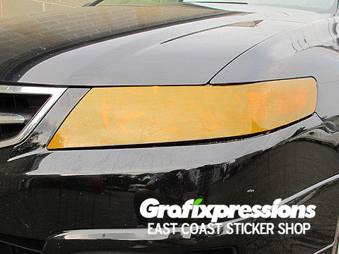 Headlight Overlays for Acura TSX (2004-2008)
