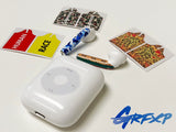 Apple AirPod Designer Printed Skins (Stalk Overlay Kit)