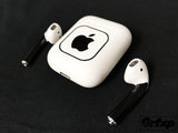 AirPods skins overlays color changing jet black