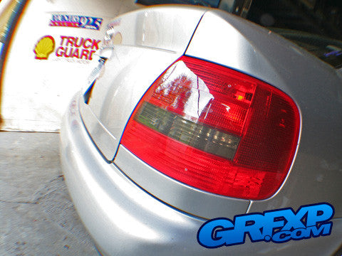 Taillight Reverse Signal Overlays for Audi A4 (1999 – 2001)