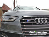 B8 / B8.5 Audi S4 Color Changing Emblem Overlays
