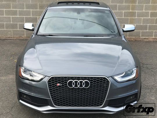 Fog Light Under-Lip Blade Overlays for B8.5 Audi S4/S-Line (2013 - 2016)