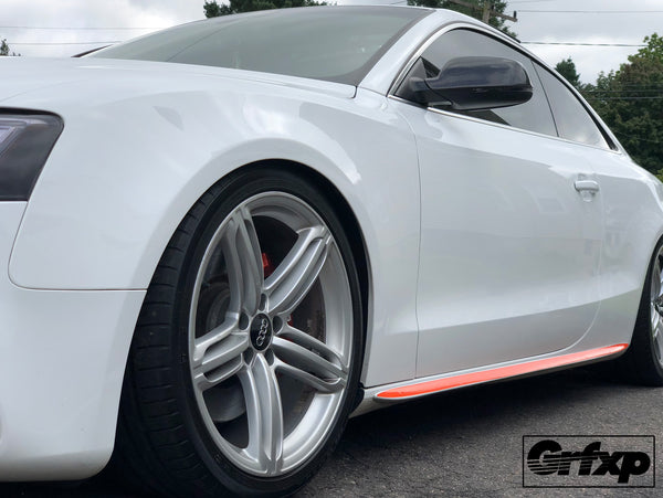 Door Blade Overlays for B8.5 Audi S5/S-Line (2013 - 2016)