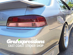 Taillight Overlays for Honda Prelude BB6 (1997 – 2001)