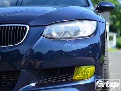 Fog Light Overlays for BMW 3 Series E90 Models