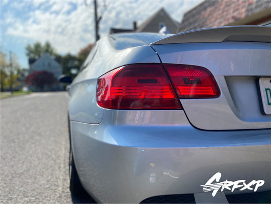 Taillight Overlays for BMW E92 Coupe