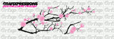 Cherry Blossom - Custom Vehicle Livery Graphics