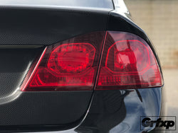 Taillight Overlays for Japanese Spec 8thGen Honda Civic Sedan - FD (2006 – 2011)