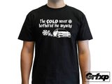 Cold Never Bothered Me Anyway Drift T-Shirt