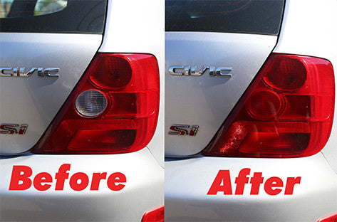 Taillight Overlays for EP3 Civic (2001-2005)