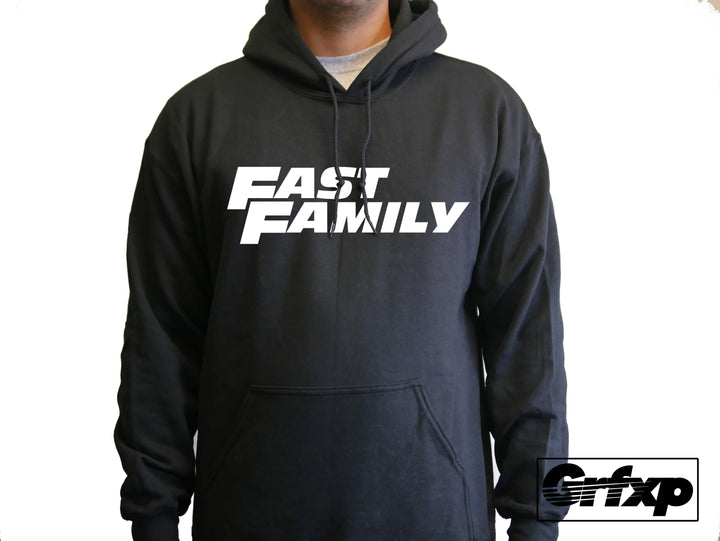 Fast Family Hoodie