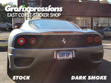 Taillight Overlays for Ferrari 360 Modena (1999 – 2005)