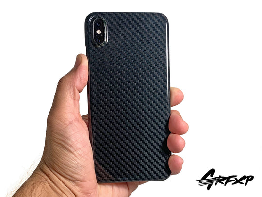 X-Fiber Weightless Aramid Fiber Case for iPhone XS Max