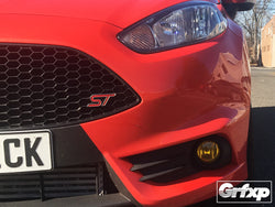 Fog Light Overlays for Ford Fiesta ST (2013 - 2016)