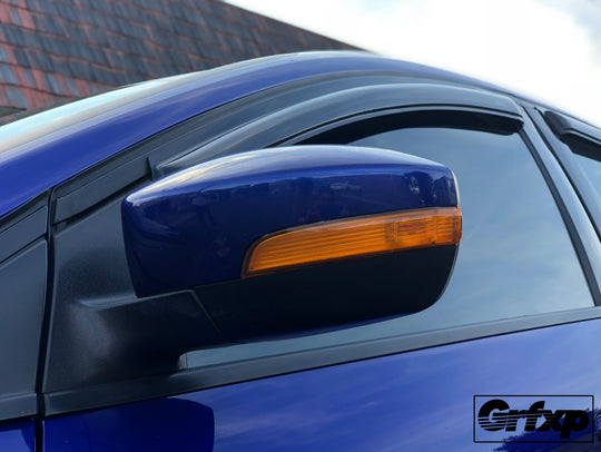 Side View Mirror Blinker Overlays for Ford Focus (2012 – 2016)