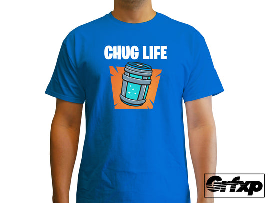 Chug Life Fortnite T-Shirt