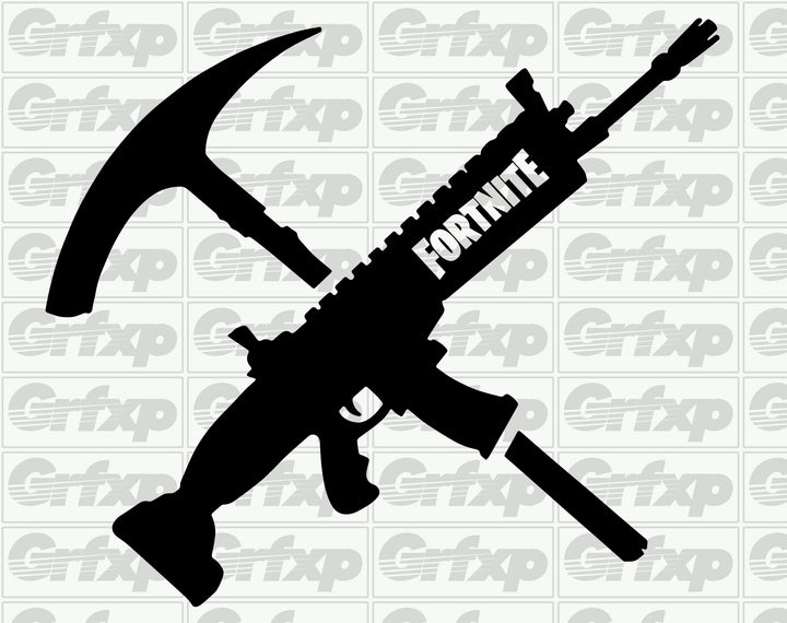 Tools of the Trade (Fortnite) Sticker
