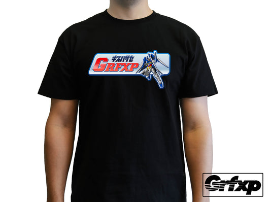 *LIMITED EDITION* Grfxp x Gundam T-Shirt