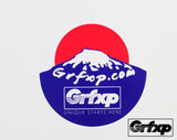 *FREE* GRFXP Logo Slap Sticker (select a design)
