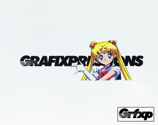 Grafixpressions Sailor Moon Slap Sticker