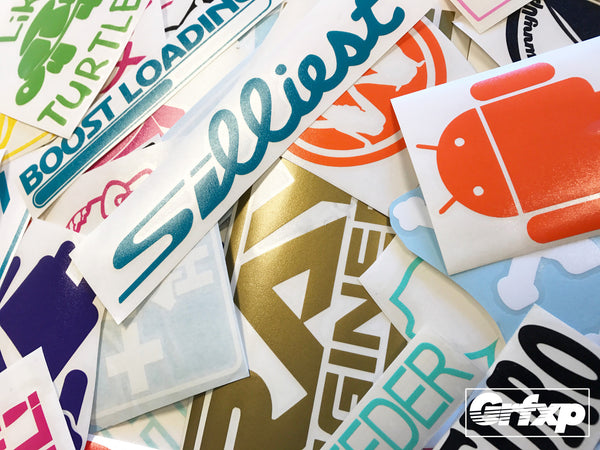 Random Sticker Grab Bag!