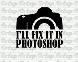 I'll fix it in Photoshop Sticker