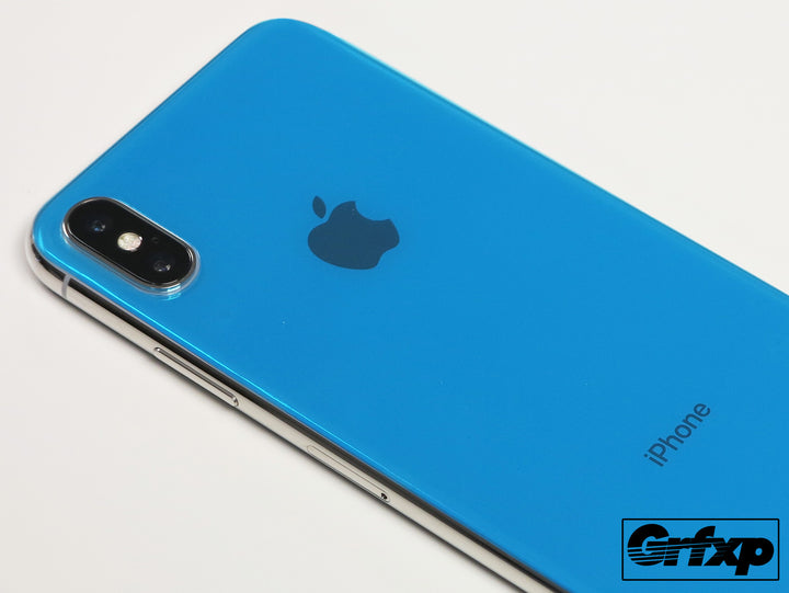 iPhone X Colorlay Skins