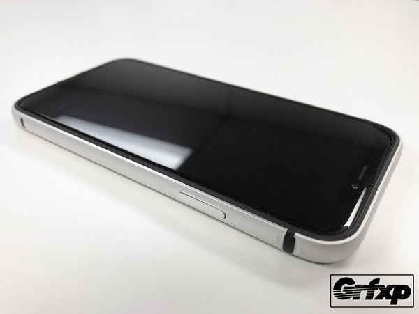 Nova Bumper Case for iPhone X, Silver, iPhoneXbumpers.com.  Forget K11, dbrand Grip and Rhinoshield Mod, this IS the bumper you want!